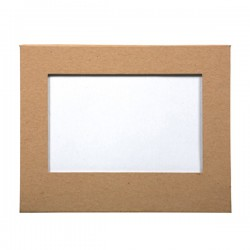100% Recycled Paper Photo Frame