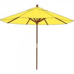 Roma 2.1m Market Umbrella