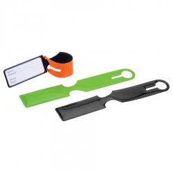 Travellers Luggage Tag