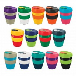Deluxe Express Reusable Cup (Mix & Match Lids / Bands / Cups)