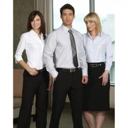 Ladies Boston 3/4 Sleeve Shirt