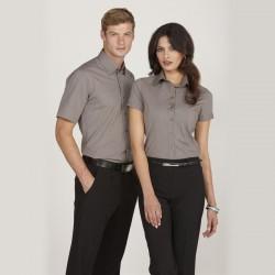 Chevron Mens Shirt S/S