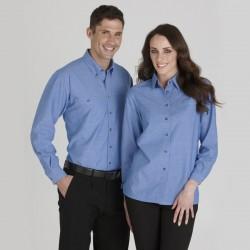 Chambray L/S Shirt