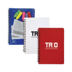 Notepad With PVC Stationery Pouch