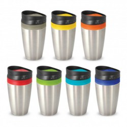 Bright Green 350ml Octane Reusable Coffee Cup