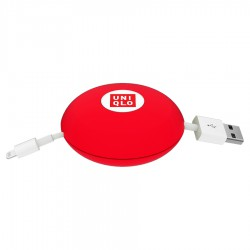 Spinni Cable Organiser (Red)