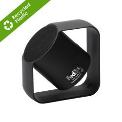 Kobra Wireless speaker - Recycled ABS & Aluminium - Black