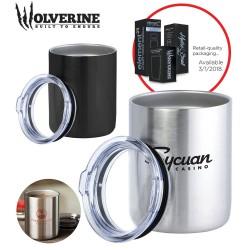 350ml Reusable Wolverine Vacuum Tumbler