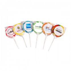 Medium Candy Lollipop (Corporate Colours)