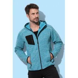 Mens Recycled Fleece Jacket