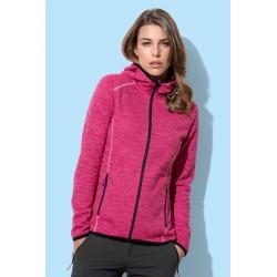 Womens Recycled Fleece Jacket