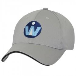 100% Recycled PET Baseball Caps