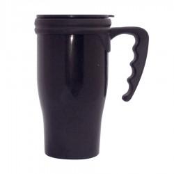 Plastic Thermo Travel Mug