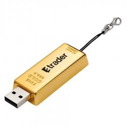 Gold Bar USB