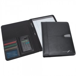 Stratford Leather Calculator Portfolio