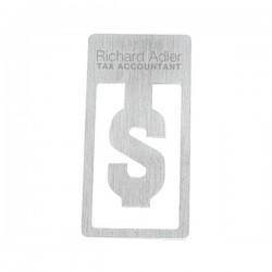 Biz Clip - Dollar Sign