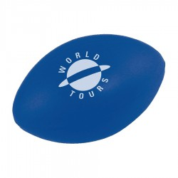 Stress Rugby Ball - Solid Colour
