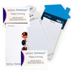 Magnetic To Do Lists (House Shape)