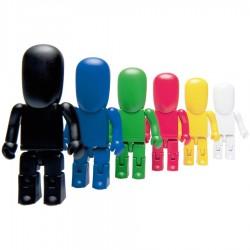 USB People - Plain Colours