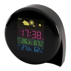 Weather Station Clocks